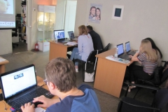 Мастер-класс расшифровка ТРГ учебный центр СП Промед 22