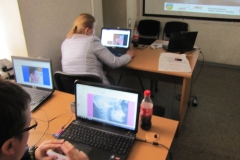 Мастер-класс расшифровка ТРГ учебный центр СП Промед 23