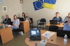 Мастер-класс расшифровка ТРГ учебный центр СП Промед 4