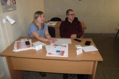 Мастер-класс расшифровка ТРГ учебный центр СП Промед 40