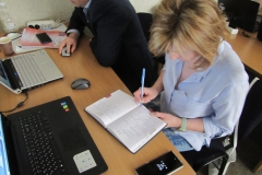 Мастер-класс расшифровка ТРГ учебный центр СП Промед 56