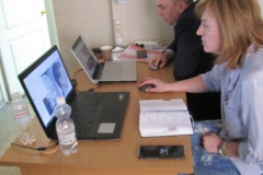 Мастер-класс расшифровка ТРГ учебный центр СП Промед 57